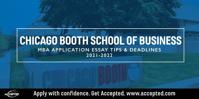 Chicago Booth MBA Essay Tips & Deadlines