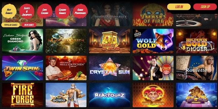 Casino Masters Games
