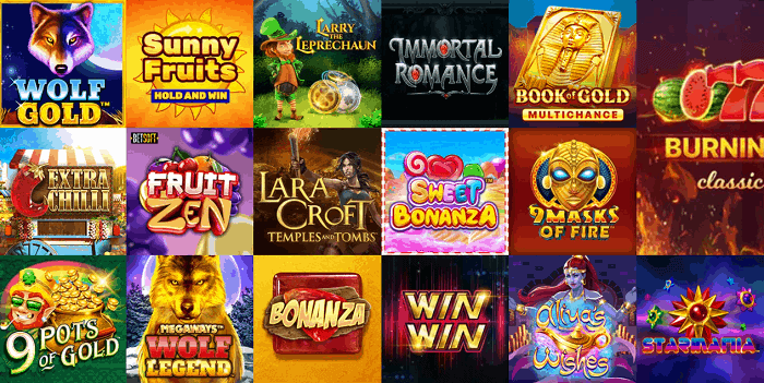 Free slots, table games, video poker, jackpots and live dealer!