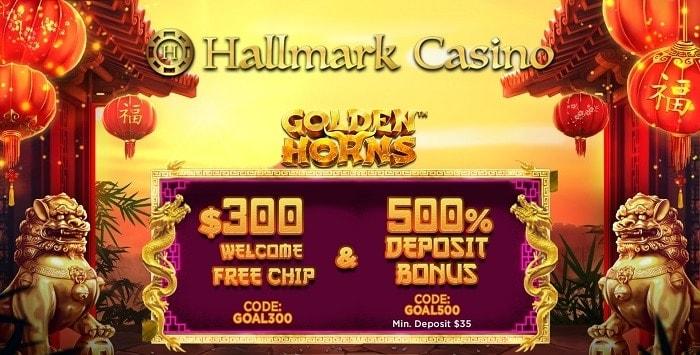 Golden Horns slot free chip