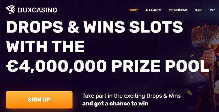 Dux Slot Tournament