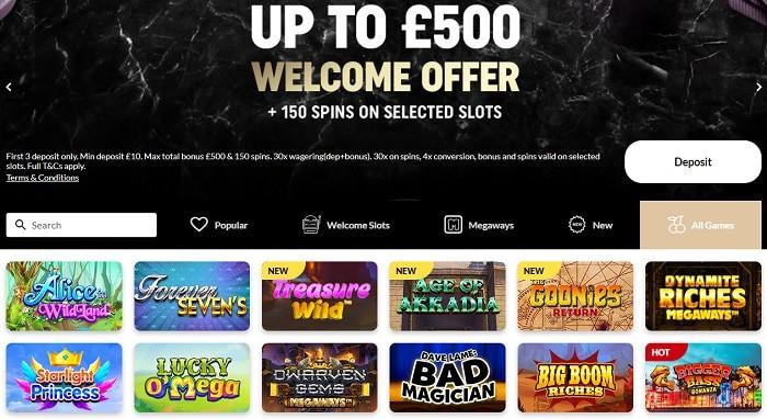 500 GBP free bonus