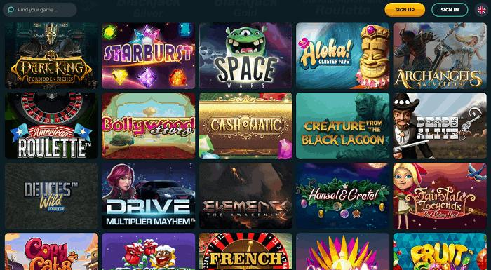 Free Play Slots