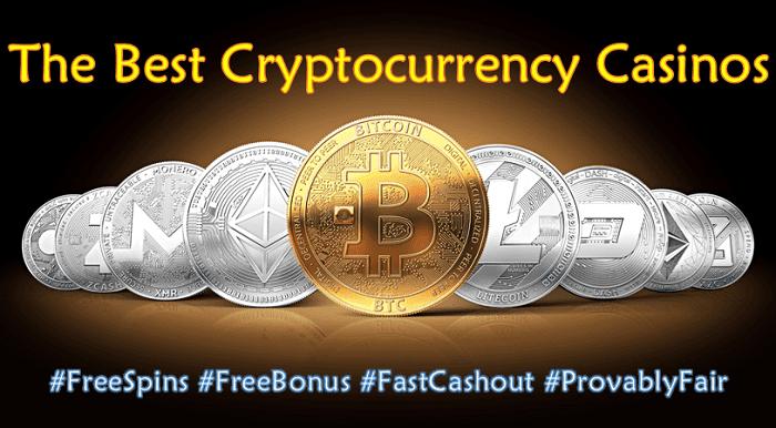 Crypto Casino Bonuses: Bitcoin, Litecoin, Ethereum, Dogecoin