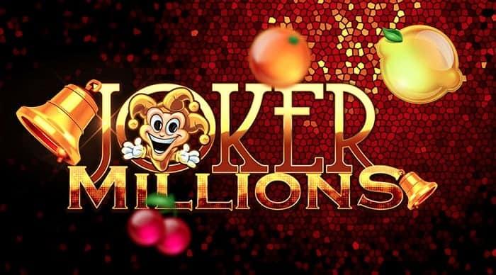 Joker Millions jackpot free spins and bonuses