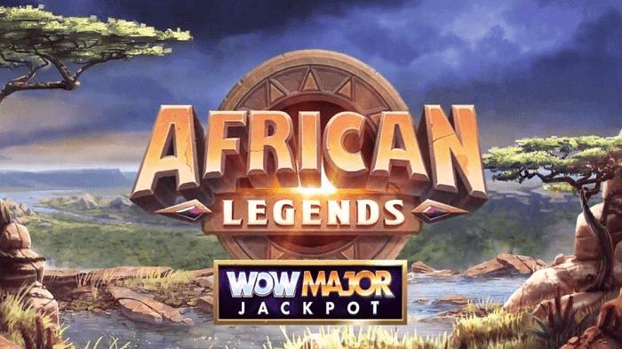 African Legends WowPot jackpot review