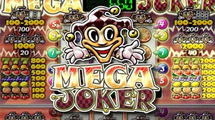 Mega Joker Jackpot Slot Game free spins bonus