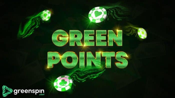 Green Points Loyalty Rewards