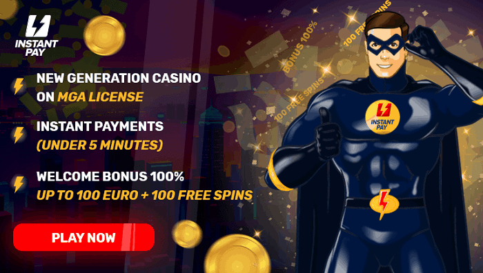 Play At Instant Pay Casino