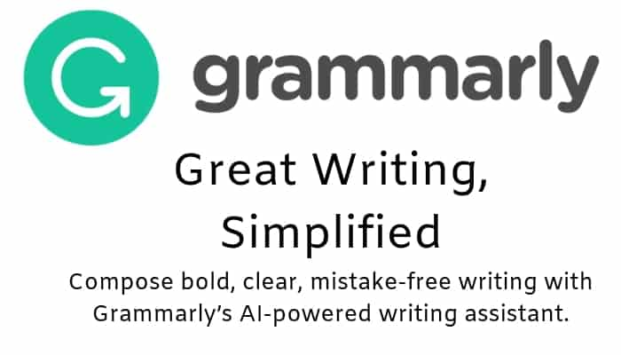 Grammarly - Free Online Proofreading Tool