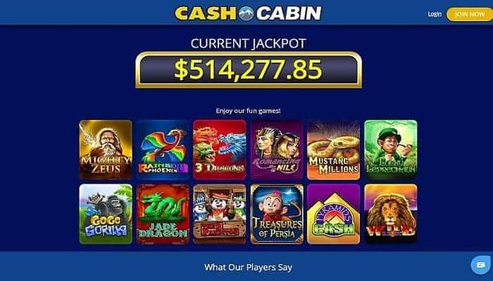 Progressive Jackpot Cashcabit