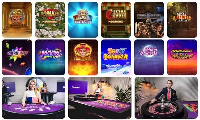 Cazumo Casino Games