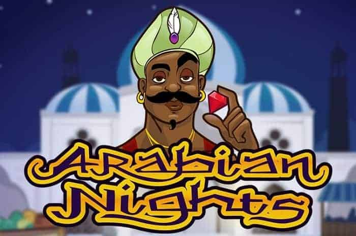 Arabian Nights Review   Free Spins and Bonus Games