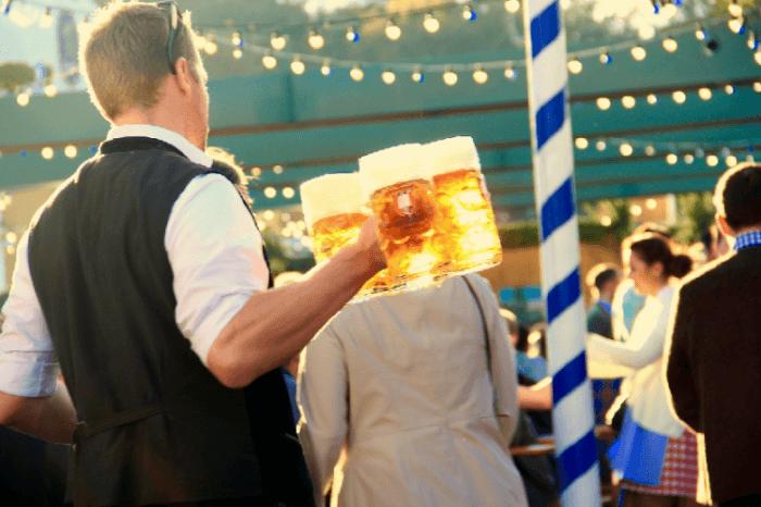 Octoberfest in munich