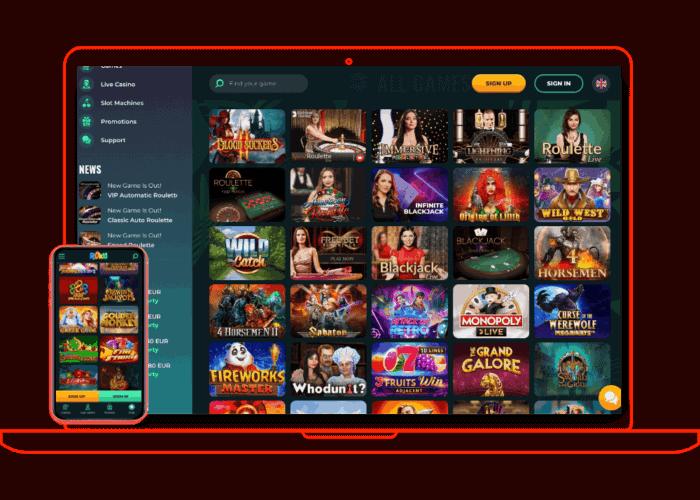 Roku Casino Free Spins and No Deposit Bonus