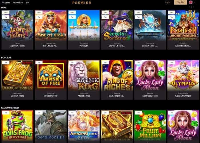 Slot Online Premier