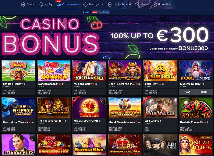 Mozzart Casino Free Bonus and Free Spins