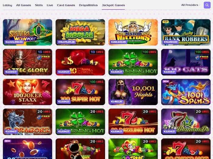 Kim Vegas Online Casino Review