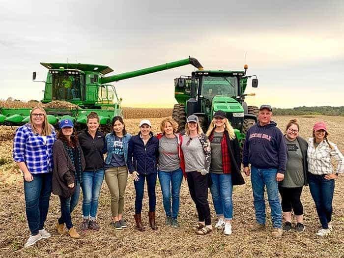 Iowa Corn Food Blogger Press Trip - Amy Locurto from Dallas Texas