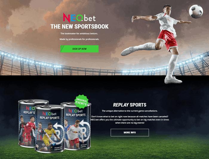NEO.bet Sportbook Review