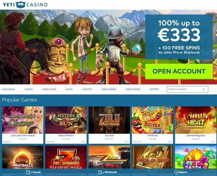 333 EUR free bonus