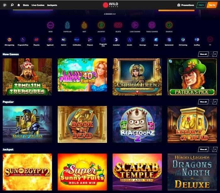 Tokyo Casino Free Bonus