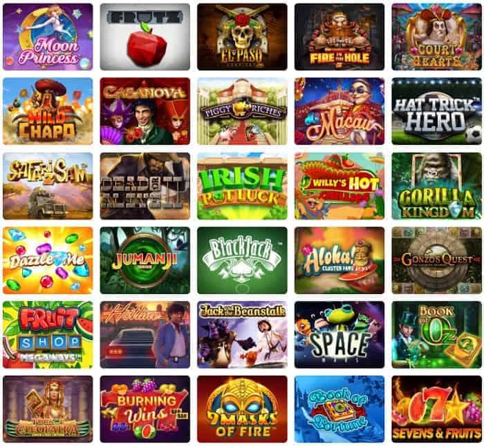 Freeplay Slots