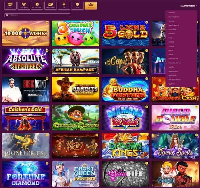 Latest Casino Games