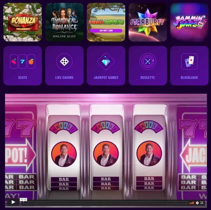 Wheelz Casino 20 Gratis Spins No Deposit