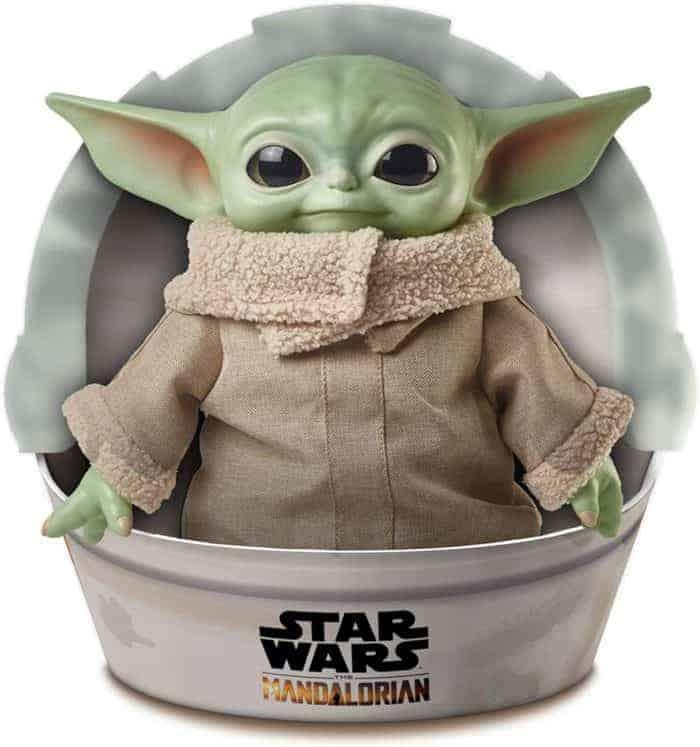 Baby Yoda Mandalorian season 2 the child plush toy