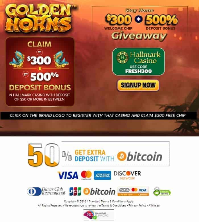 $300 free bonus