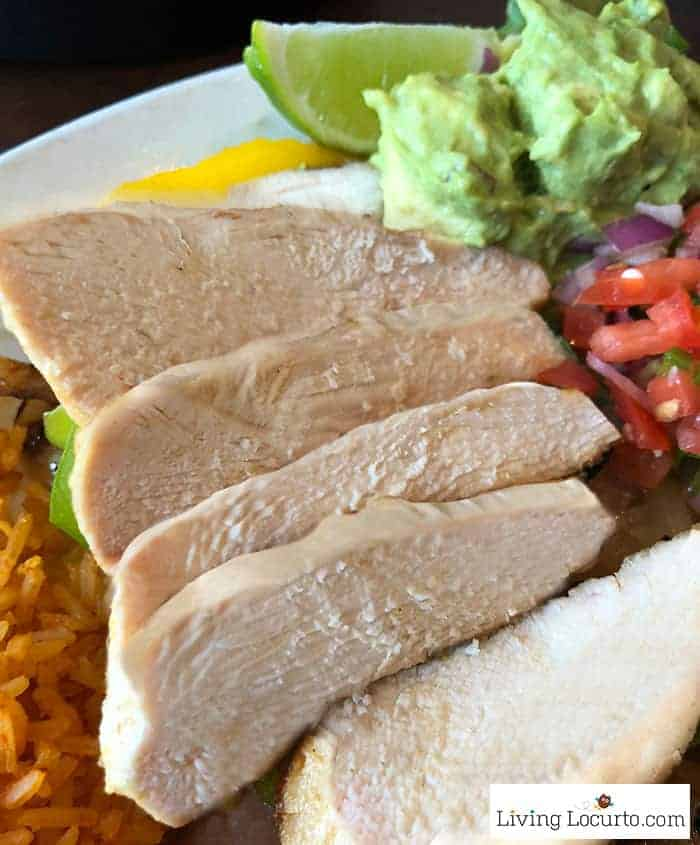 How to cook frozen chicken breasts in the Instant Pot pressure cooker. Easy recipe with no thawing required.