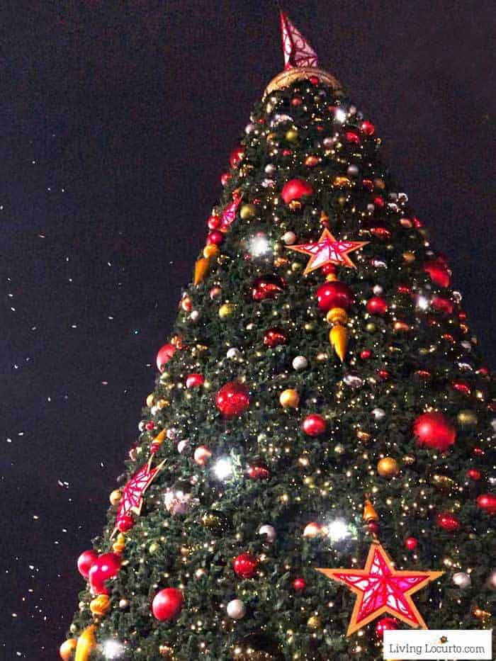 Christmas Tree at Universal Orlando. Learn what's new this holiday season and get travel tips to make your Christmas vacation special.