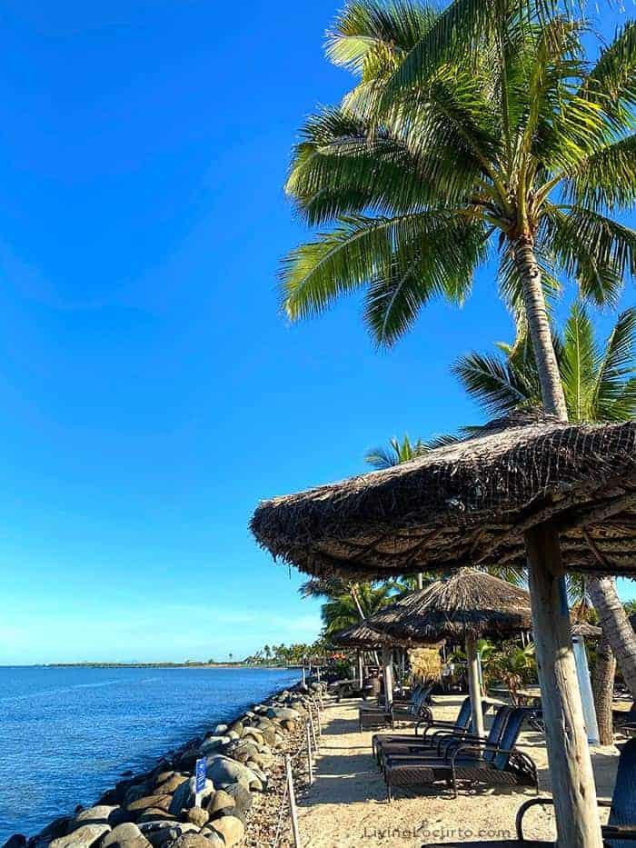 Fiji Islands Travel Tips Where to Stay - Denarau Island Beach