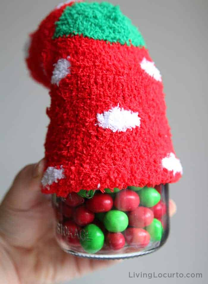 How to make a sock gnome