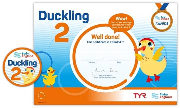 ducklings 2 award