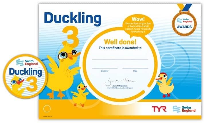 ducklings 3 award