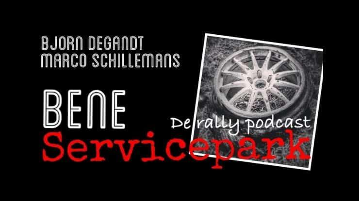 BENE Servicepark Rally Podcast