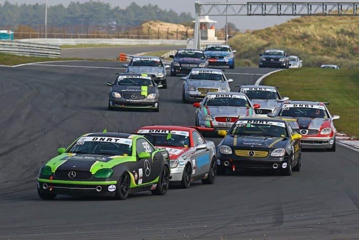 Mercedes 230 SLK Cup