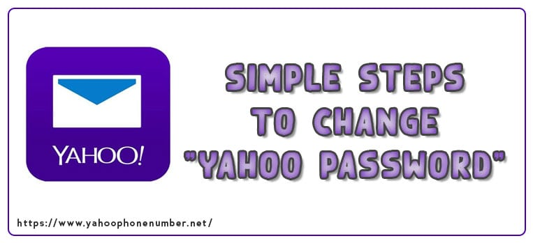 Simple Steps to Change Yahoo Password