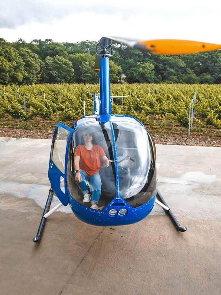 полет на вертолете новороссийск