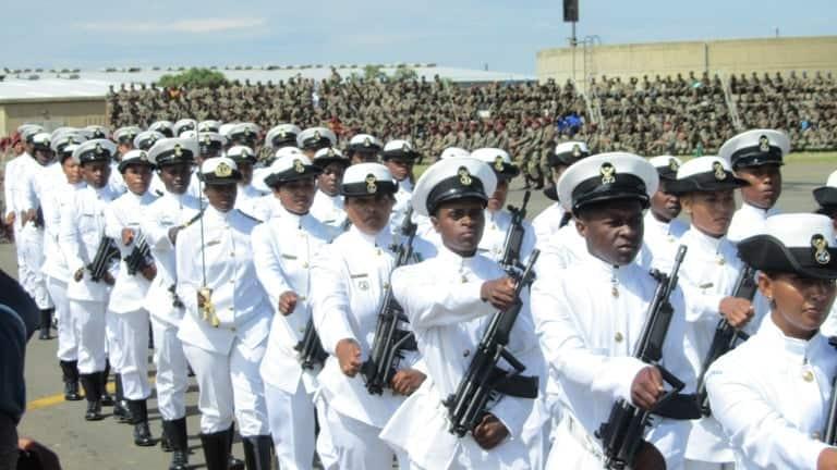 SA Navy