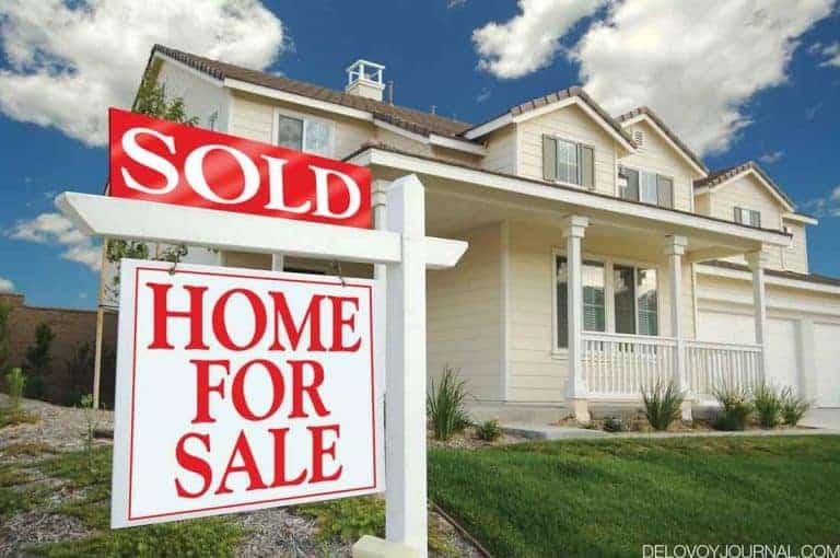 Лучшее время продажи домов