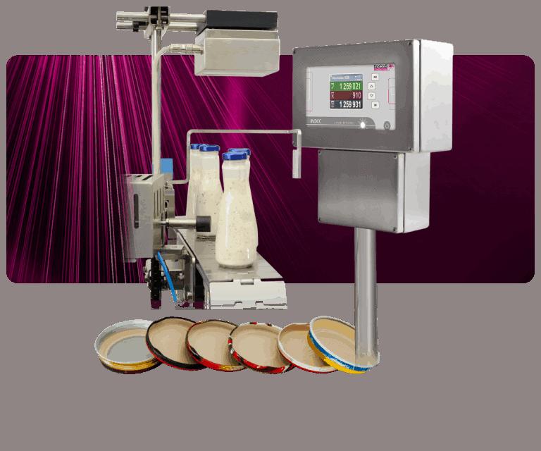 Вакуум детектор за проверка на буркани