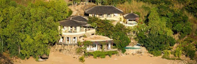 Ndomo House View
