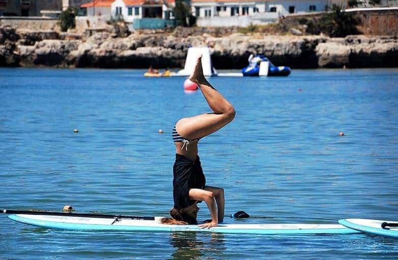 sup yoga cascais