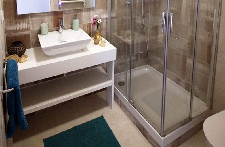 bathroom room 2+3