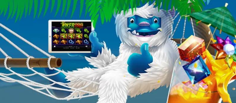 Play Yeti's Games!