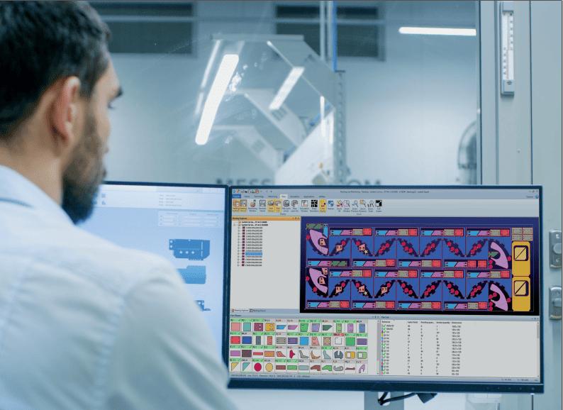 Kerf Developments And Lantek Collaboration Delivers Industry Leading Plasma Technology 1