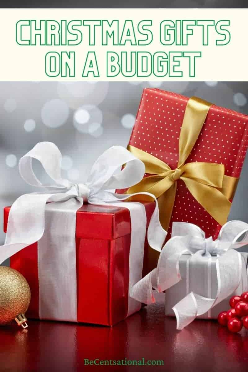 Want to make Christmas memorable, but on a budget? Step by step how to make a realistic Christmas budget for a debt free Christmas.